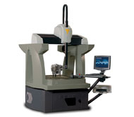 Metrology equipment made with polymer casting